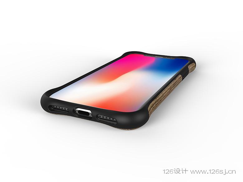 手机壳产品效果图02